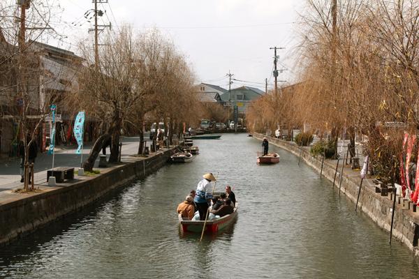 柳川 こたつ舟