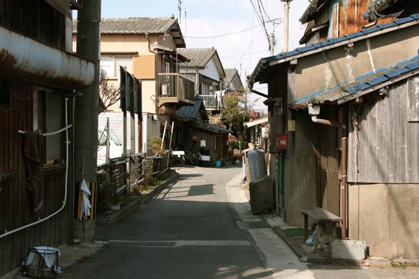柳川 町並み