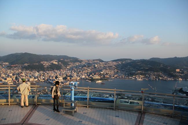 稲佐山 風景