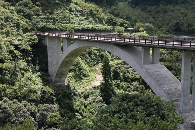 七山 観音の滝