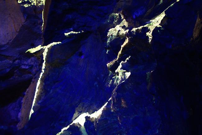 鯛生金山 鉱物