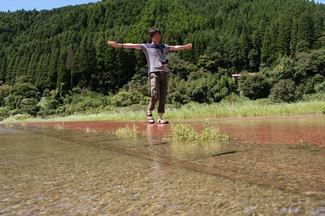 川 増水 道路