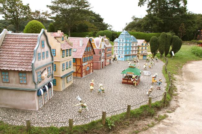 人形 響灘 グリーンパーク
