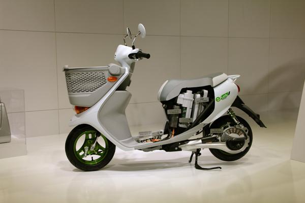 福岡モーターショー バイク