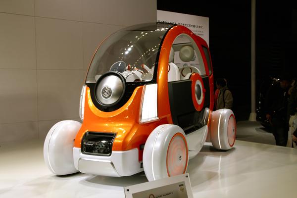福岡モーターショー コンセプトカー