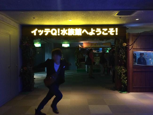 八景島シーパラダイス イッテQ