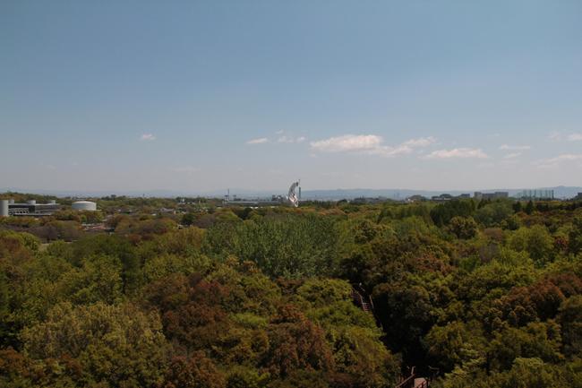 万博公園 展望台