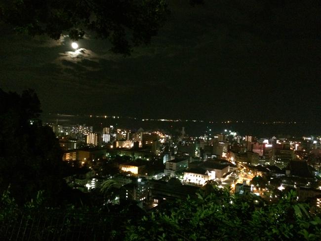 鹿児島 夜景