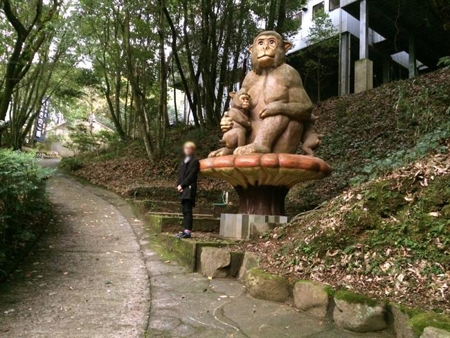 曽木の滝 きのこ園