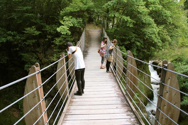 下城の滝 なべかま滝