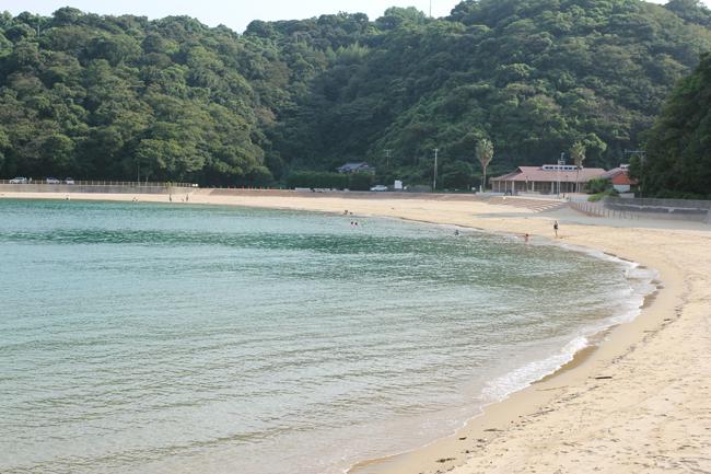 伊王島 海水浴場
