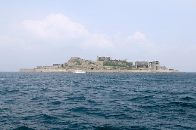 軍艦島上陸ツアー