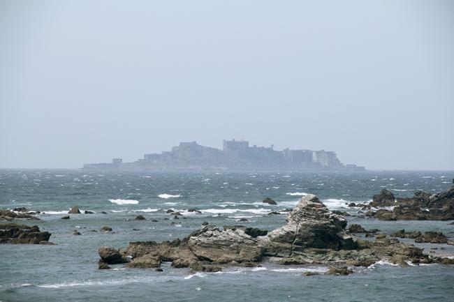 野母崎 軍艦島