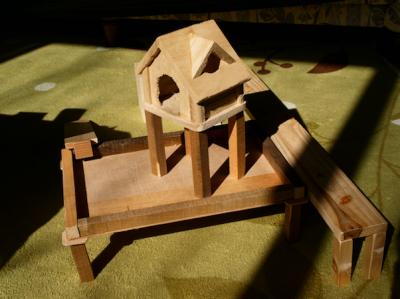 ハムスター 家具 手作り