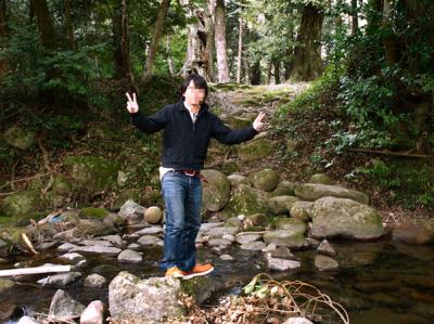 川遊び 中ノ島公園