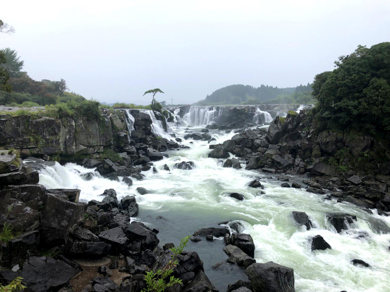 鹿児島ふらっとドライブ(曽木の滝、曽木発電所遺構、丸池湧水、霧島アートの森)