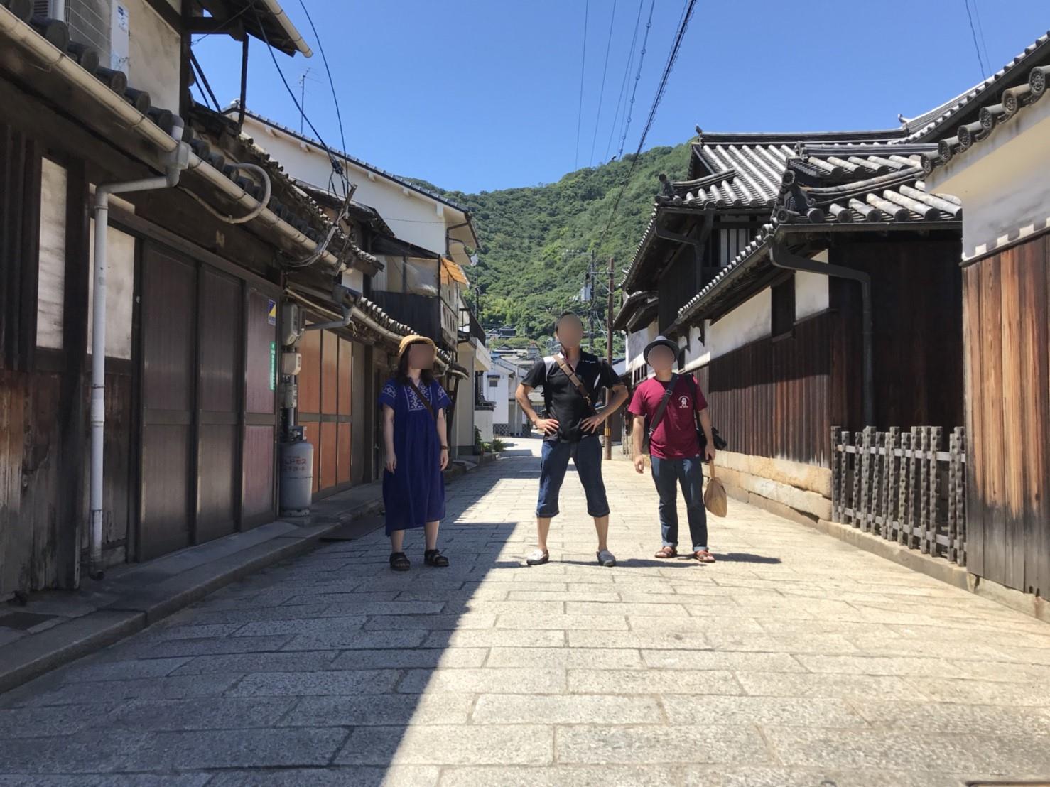 広島・福山旅行記 (鞆の浦etc..)〜その1〜