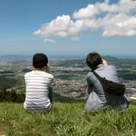 若杉山〜南蔵院。