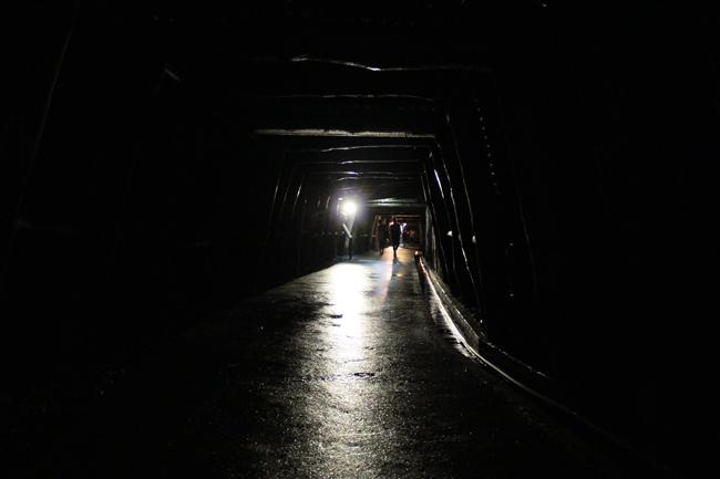 鯛生金山 洞窟