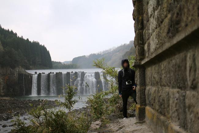 大分 沈堕の滝