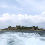 軍艦島上陸→野母崎へ。