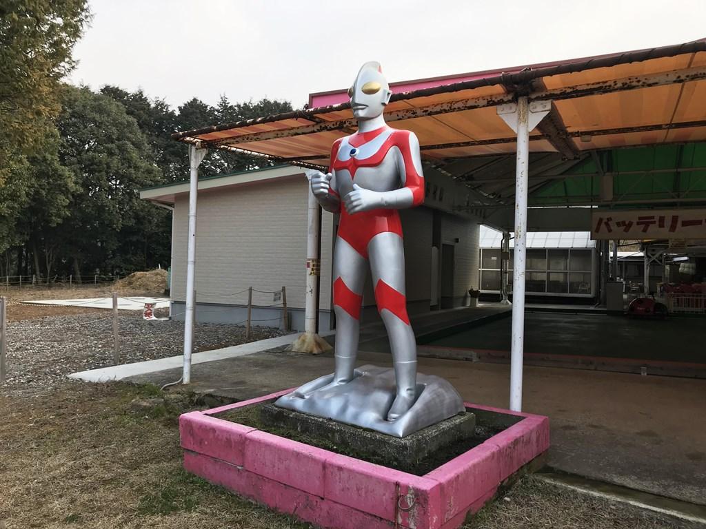 メルヘン村 ウルトラマン