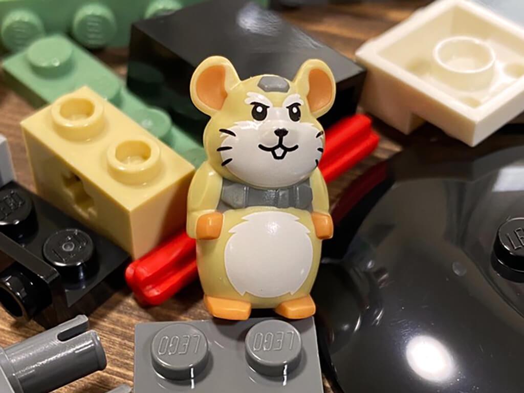 OVERWATCH レッキングボール LEGO