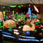 【佐賀ドライブ】(後編)佐賀県立宇宙科学館ゆめぎんが~Beee+マルシェ&カフェ~宵の美術館 なまずの寝床
