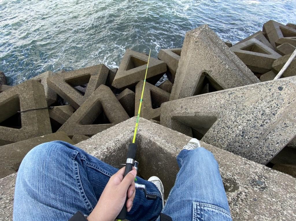 呼子 小友漁港 釣り