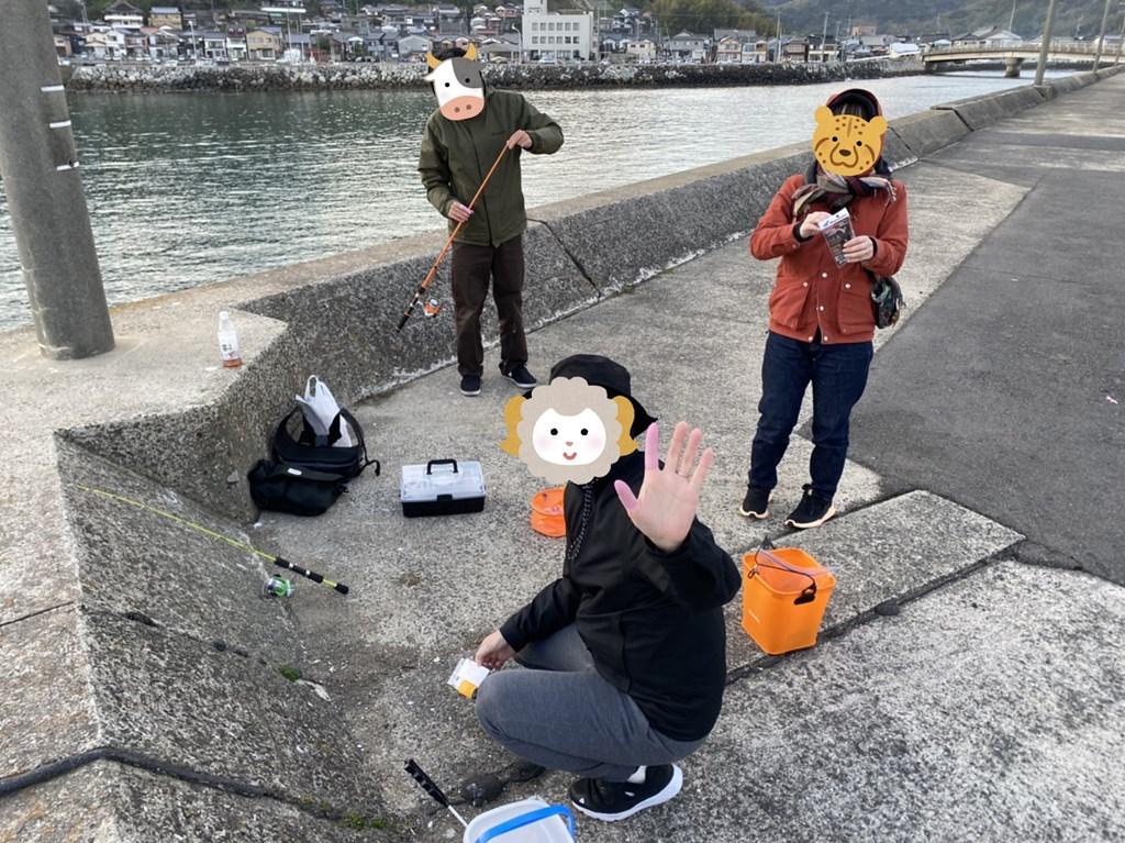 唐房漁港 釣り